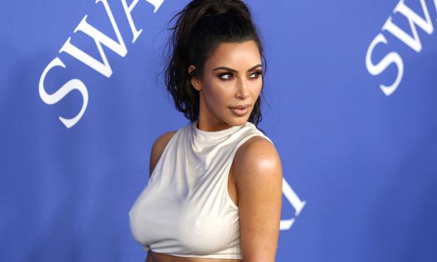 Kim Kardashian. Photo: Shutterstock.