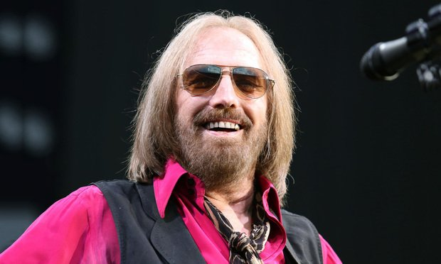 Tom Petty at Forest Hills Stadium on July 27, 2017, in New York.