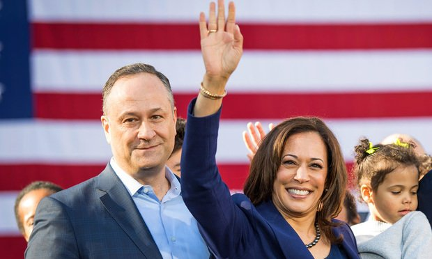 Kamala Harris Big Law Husband Fact Sheet National Law Journal