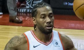 Raptors Star Kawhi Leonard Sues Nike to Claw Back His 'Klaw' Logo
