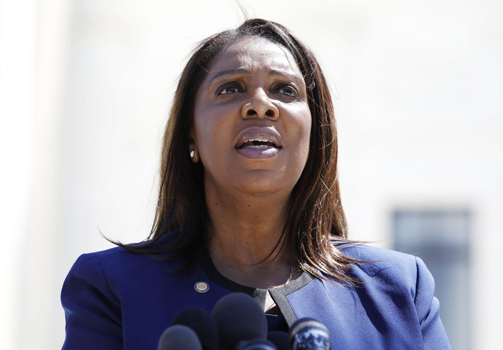 york attorney letitia james - 1008×701
