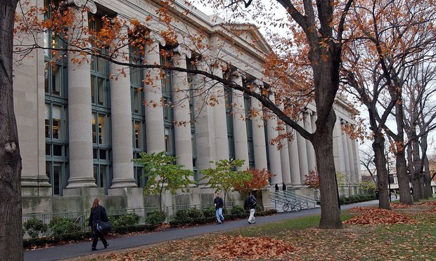 Harvard Law School. Photo: Chitose Suzuki/AP.