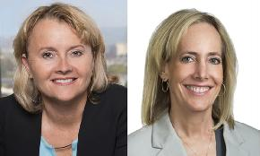 'Partners in Life': How Manatt CEO Donna Wilson and Blank Rome s Linda Kornfeld Make It Work