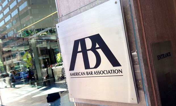 ABA sign