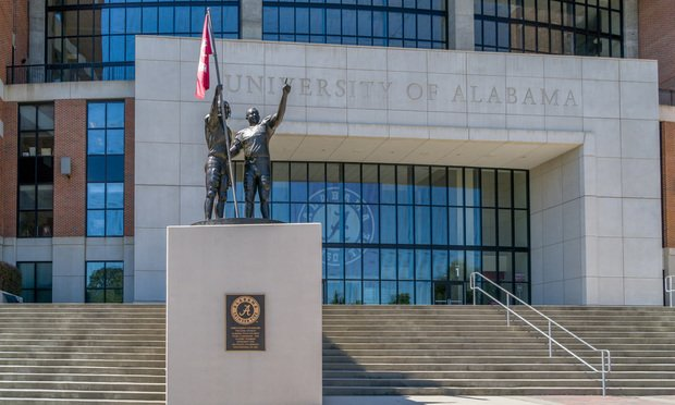 U of Alabama Stadium
