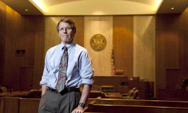 Judge William Orrick III, U.S. District Court for the Northern District of California