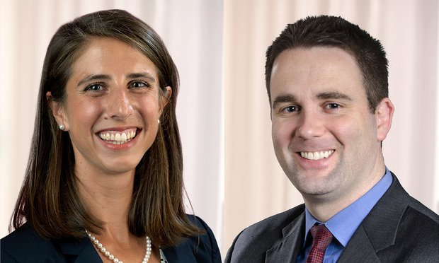 Celia G. Kaechele and Conor B. Dugan of Warner Norcross + Judd (Photo: Courtesy Photo)