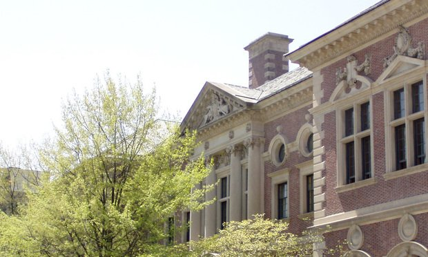 University of Pennsylvania Carey Law School.