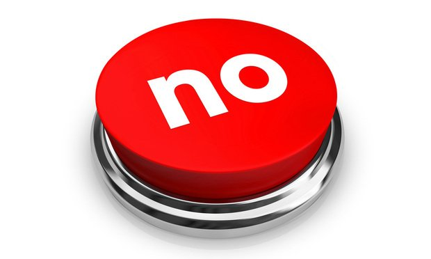How to Hit the 'No' Button (And Keep Your Law Job!)