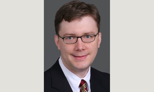 Joshua Yount of Mayer Brown