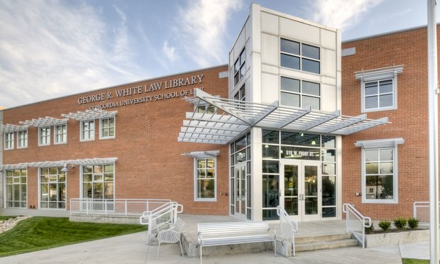 Concordia University Law School, Boise, Idaho.