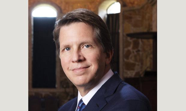 Mark Lanier founder of The Lanier Law Firm.