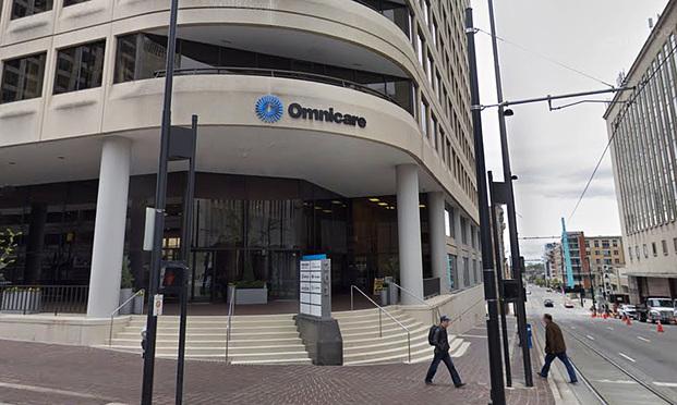 Omnicare Inc. headquarters at 201 E 4th St. in Cincinnati, Ohio.