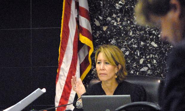 Judge Robin Rosenberg.