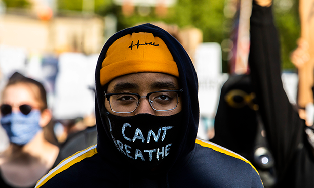 Scenes of Unrest: A Close-Up View of the Protests in New York, Baltimore and Atlanta