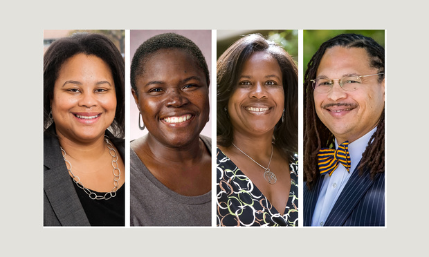 'Anger Can Be Righteous and Eloquent': Black Law Deans Send Intensely Personal Messages to Their Students