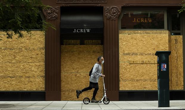 J.Crew store