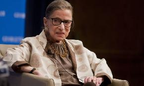 Inside Track: Ruth Bader Ginsburg's Rise from ACLU General Counsel to Supreme Court Justice