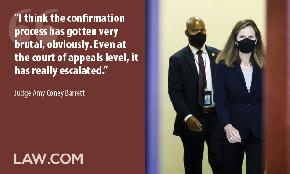 Diversity at Law Firms Judge Amy Coney Barrett's Nomination the State of America: What You Said