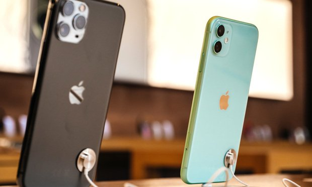 iPhone 11, and iPhone 11 Pro.