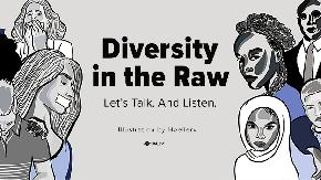 Introducing the 'Diversity in the Raw' Project
