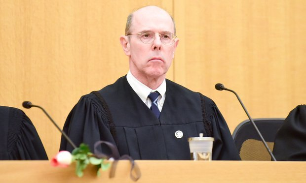 Justice Eugene Fahey (photo by David Handschuh/NYLJ)