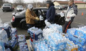 Attorney Fee Request for 202M in Flint Settlement Fuels Furor in Court Public