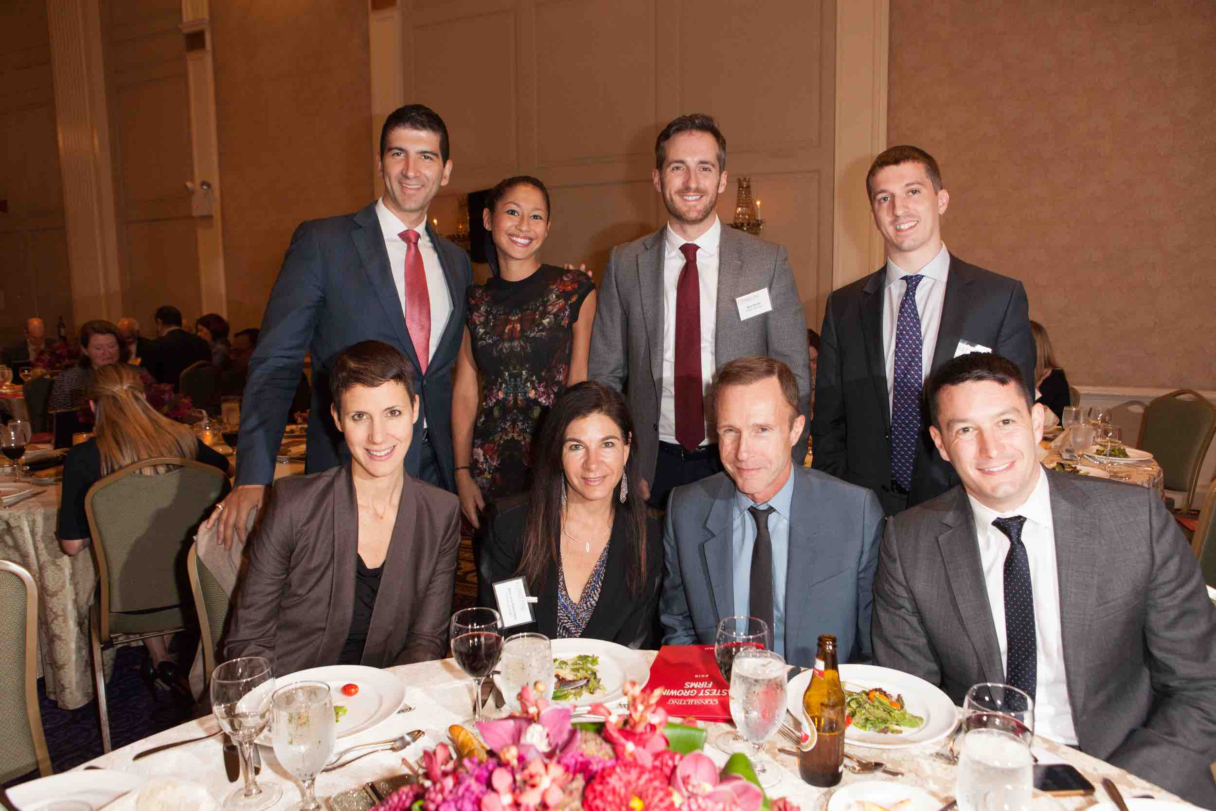 The 2016 Fastest Growing Firms: Awards Dinner Gala