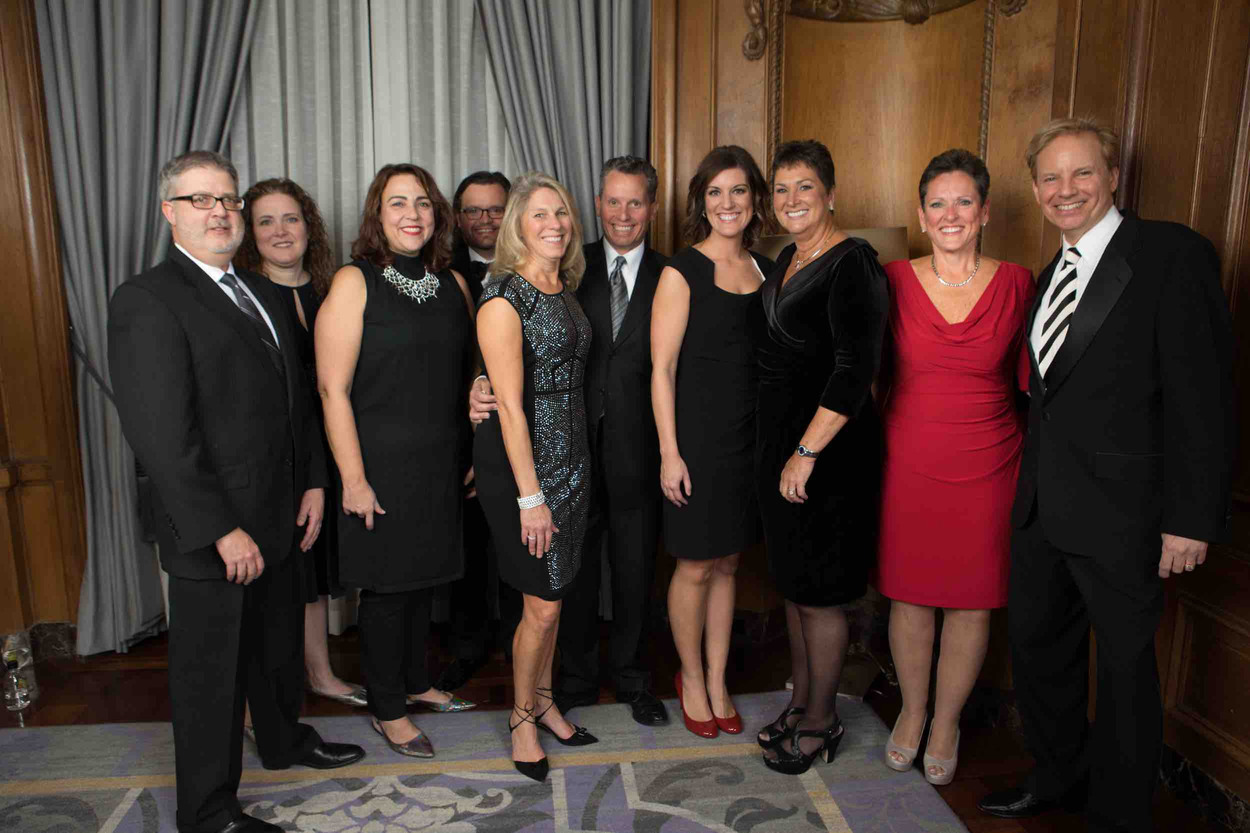 The 2016 Women Leaders in Consulting: The Gala