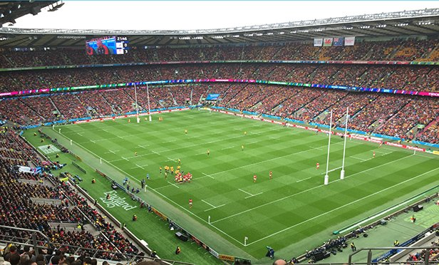 Twickenham Stadium, London