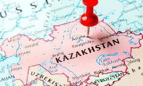 White & Case closes office in Kazakhstan