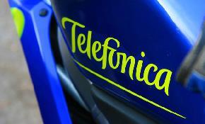 Clifford Chance CMS Ashurst Lead On 1 5B Telef nica Deal