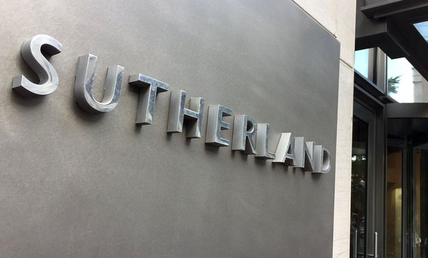 Sutherland-Shaw-Office-Sign