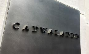 Cadwalader revenue shrinks 2 5 following office closures and partner exits