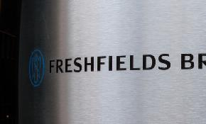 Freshfields' Cultural Revolution Has Started But Lockstep Stands in the Way
