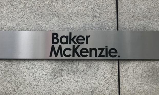 baker mckenzie london office