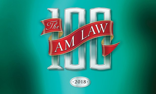 The Am Law 100 2018: UK firms face growing challenge to