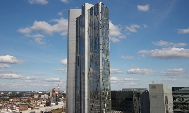 Reed Smith to move out of two floors in London office as ...