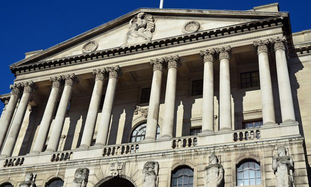 Bank of England GC paid more than government legal team's