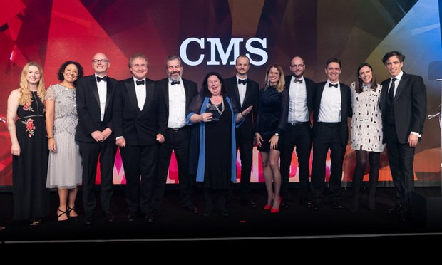 cms latham and a o s dejonghe among winners at british legal awards