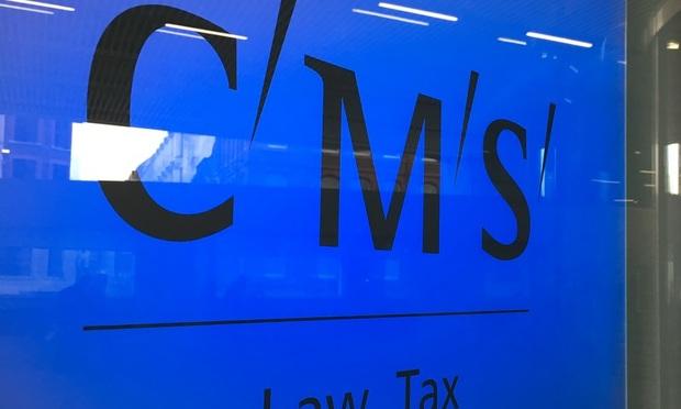 CMS sign