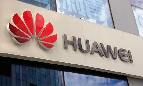 Huawei Chief Legal Officer Says Posing a Security Threat to Other Countries Would Be 'Suicide'