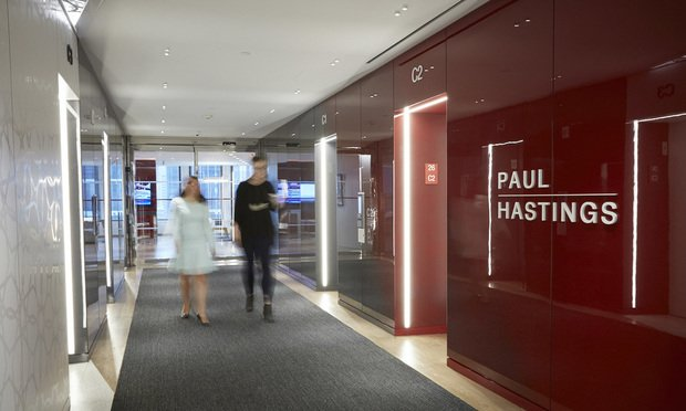 Paul Hastings offices in New York City