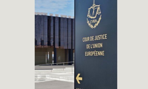 The European Union Court of Justice