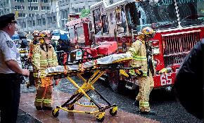 Helicopter Crash Rattles Willkie Sidley New York Offices