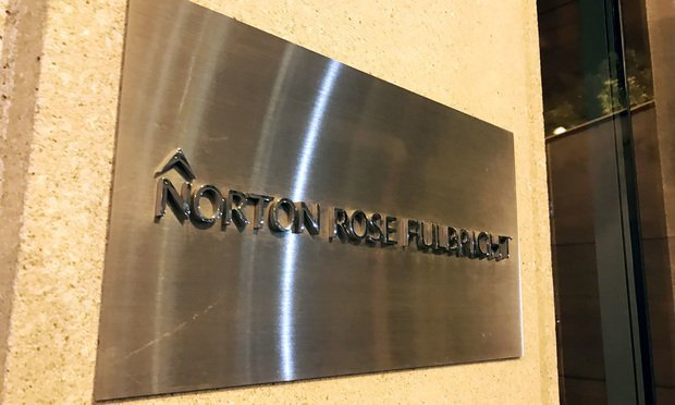 Norton Rose Fulbright sign