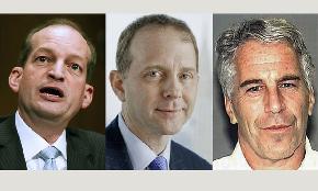 Kirkland Lawyers in Spotlight Amid New Epstein Criminal Case