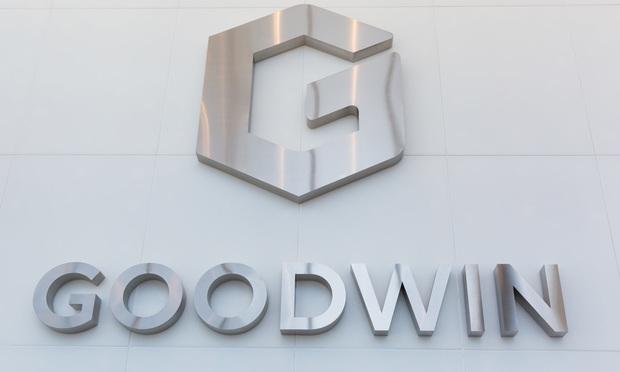 Goodwin Procter logo
