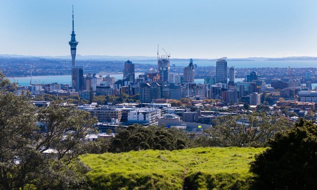 Auckland, New Zealand. Photo: Shutterstock.