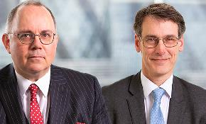 Ince Appoints Duo as Joint London Managing Partners
